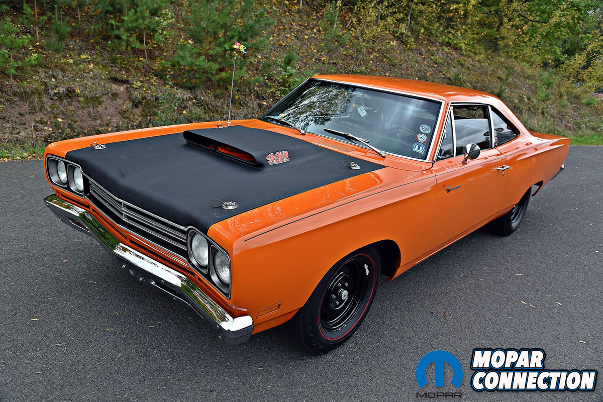 1969 1/2 Plymouth A12 Road Runner