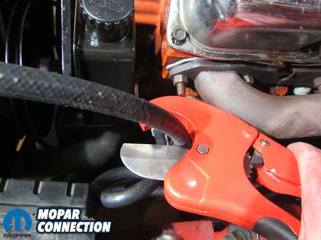 1969 Dodge Super Bee Borgeson Install