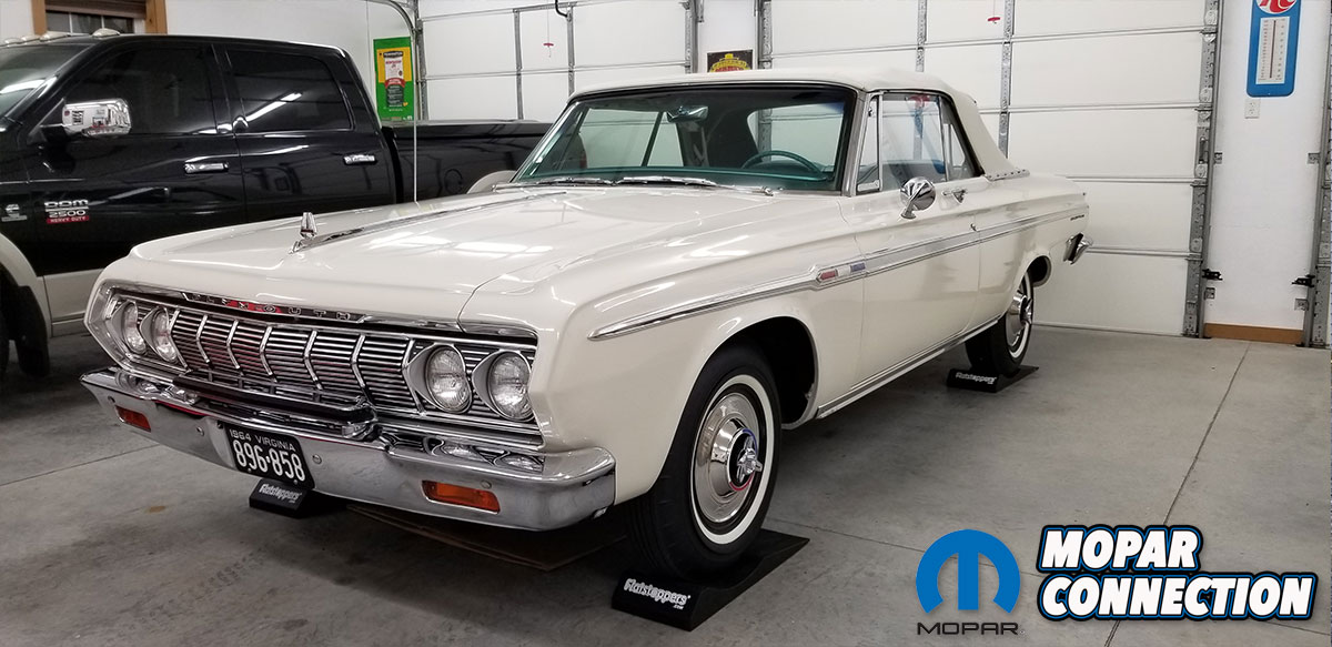 1964 Plymouth Sport Fury Convertible 426-S