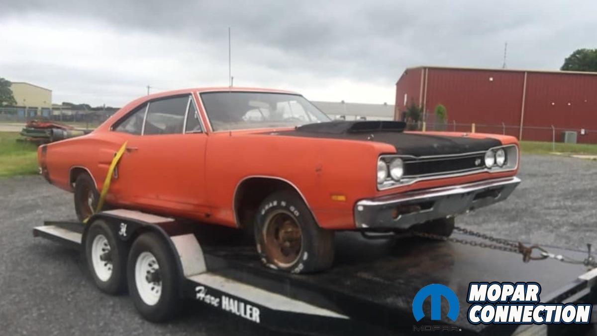 1969 1/2 Dodge Super Bee