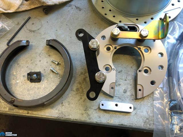 031-Baer-Brakes-Rear-Caliper-Adapter-Plate-Park-Brake-Charger