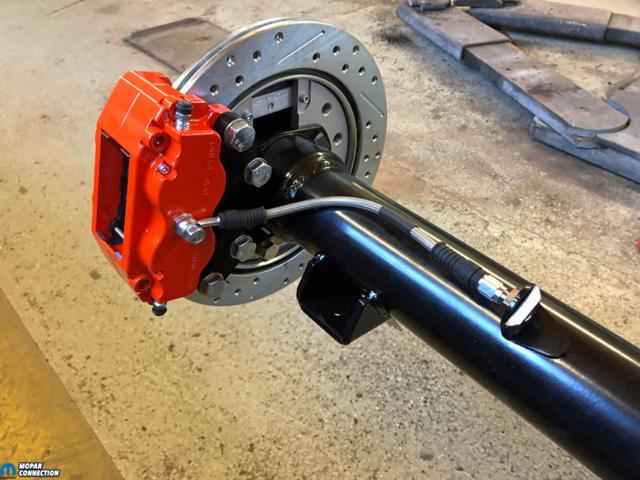 038-Baer-Brakes-Rear-Cross-Drilled-Vented-Slotted-Rotors-Caliper-Brake-HoseCharger