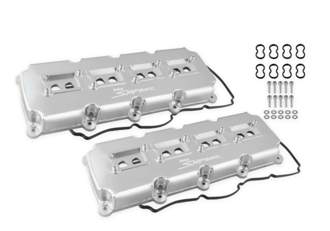 015-890015-Holley-Sniper-Valve-Covers-Holley-B-Body-GEN-III-Hemi-Swap-Step-7