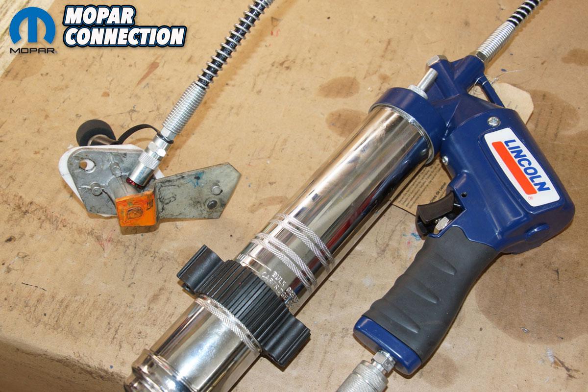 YearOne Wiper Pivot Seals