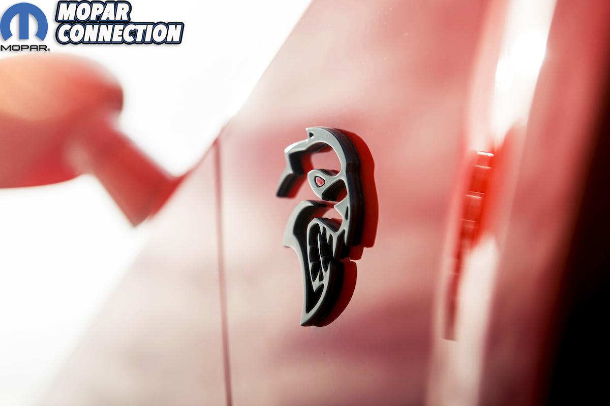 2020 Dodge Challenger SRT Super Stock: SRT Hellcat: A sinister r