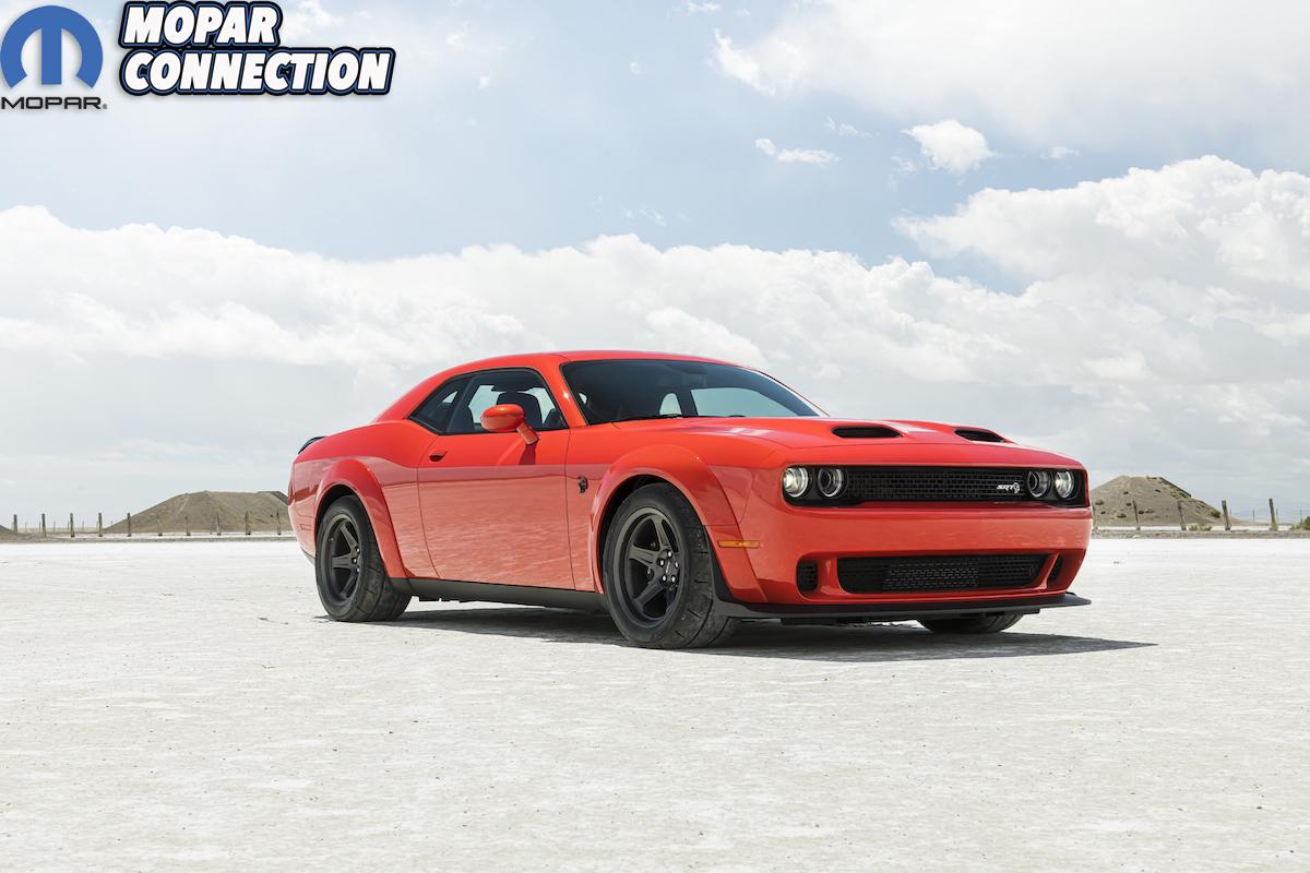 2020 Dodge Challenger SRT Super Stock: The newest Dodge drag rac