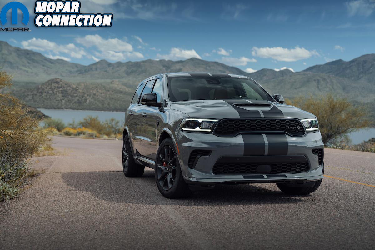 Dodge Durango SRT Hellcat: Dodge//SRT Introduces the Most Powerf