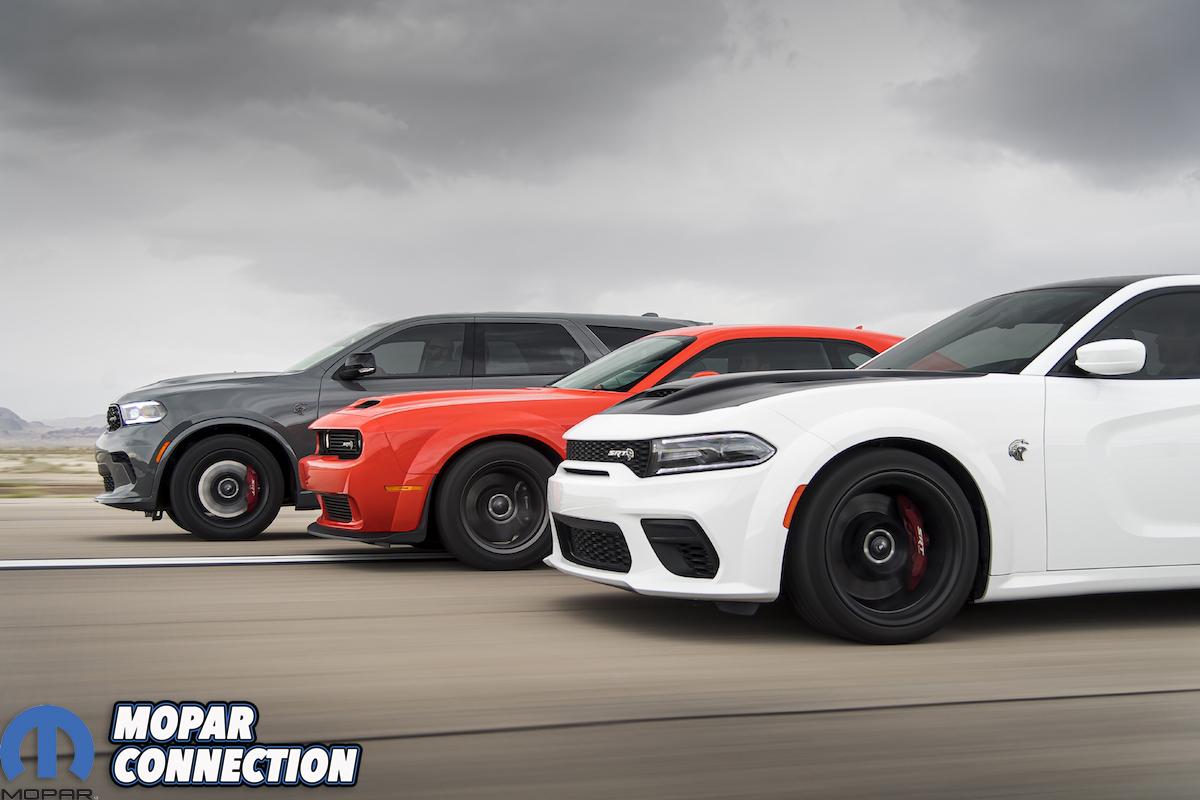 Dodge//SRT Performance Lineup: 2021 Durango SRT Hellcat, 2020 Ch