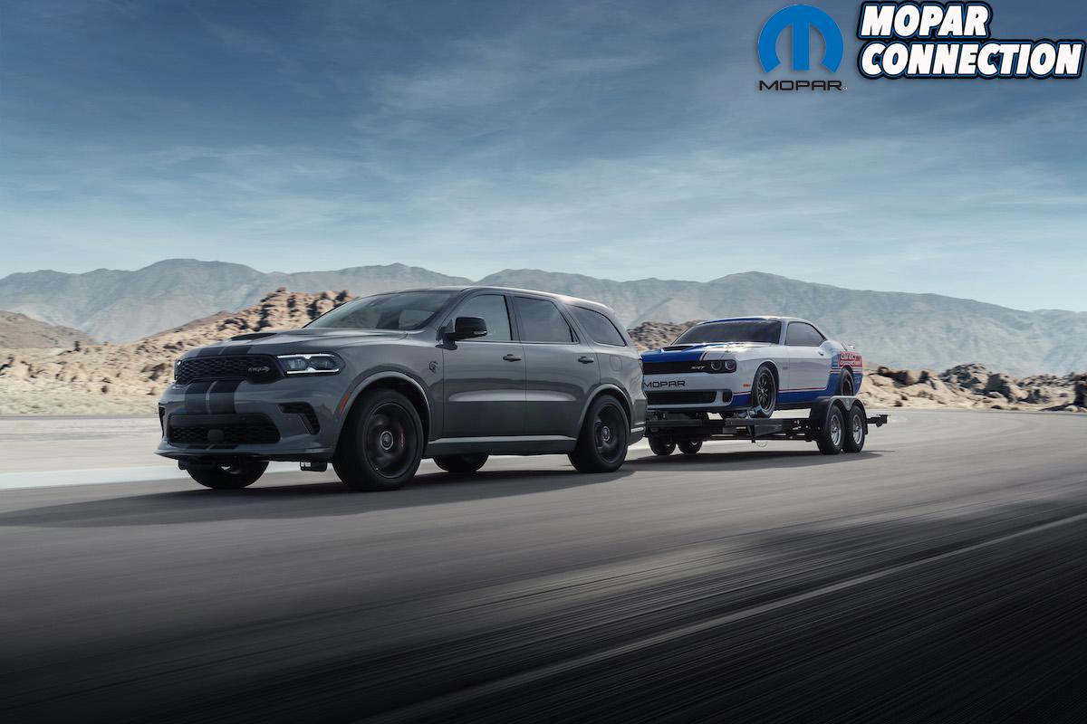 Dodge Durango SRT Hellcat: The Durango continues its ability to