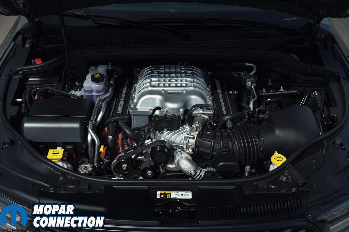 Dodge Durango SRT Hellcat: The heart of the most powerful SUV ev