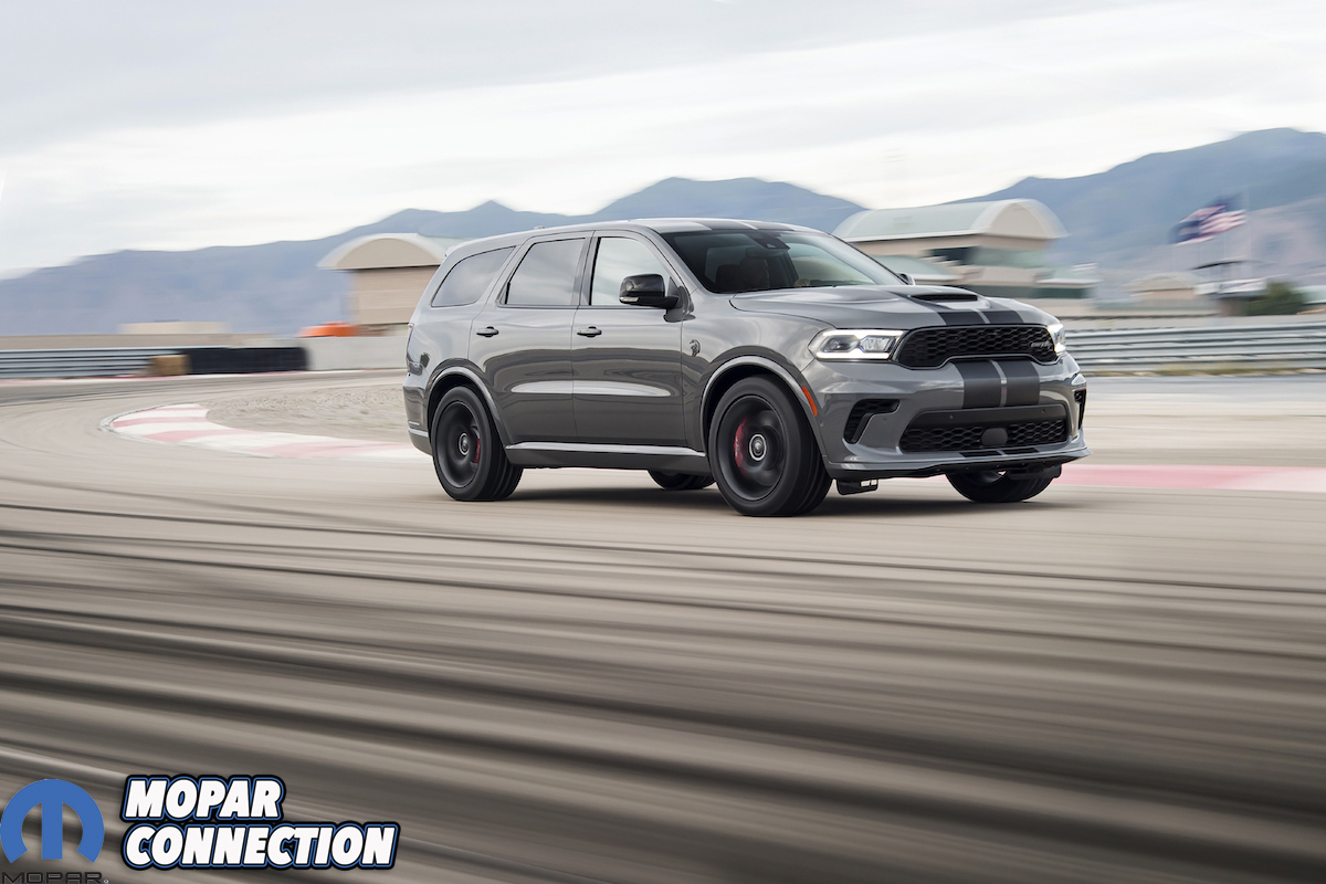 2021 Dodge Durango SRT Hellcat: Dodge//SRT Introduces the Most P