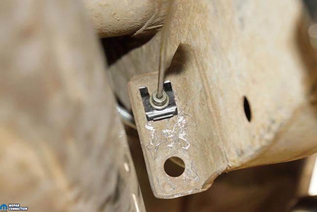 022-Mopar-Rear-End-Yearone-Sure-Grip-Park-Brake-Cable