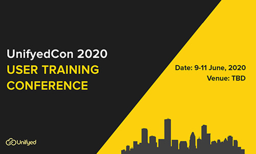 UnifyedCon 2020: User Training Conference