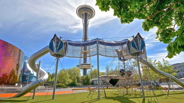 Seattle Center Play Area