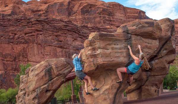 all age rock climbing sculptures