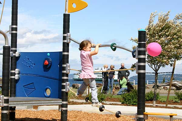 Safe climbing structures for all ages and abilites