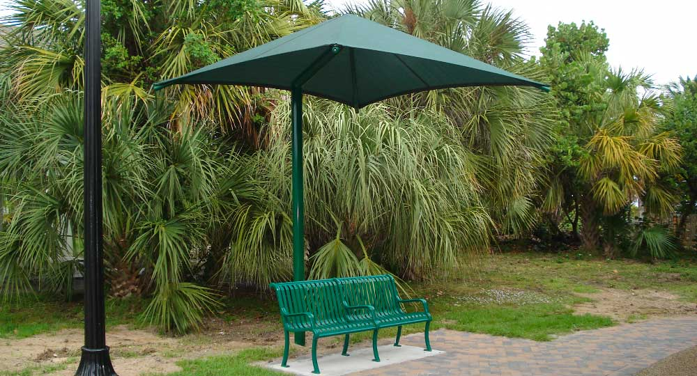 Shade systems for project large and small