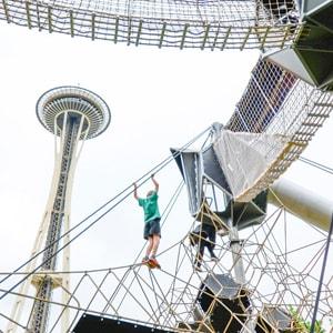 Playground Professionals: Seattle Center