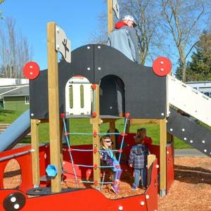 Toddler Outdoor Pretend Play Equipment