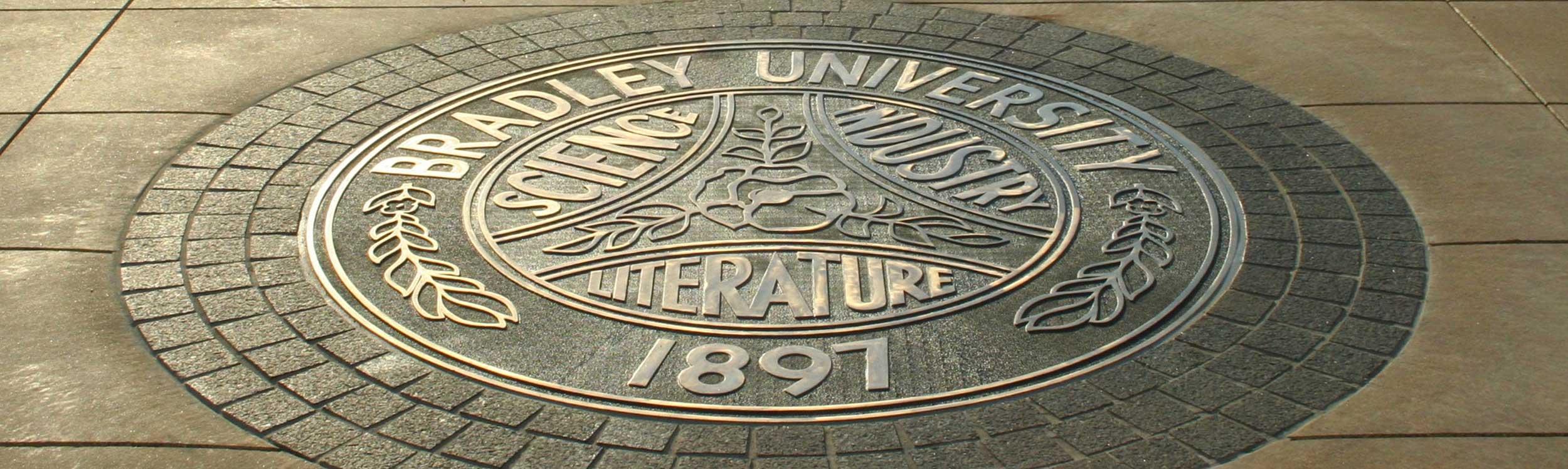 Urban Accessories Bronze Button
