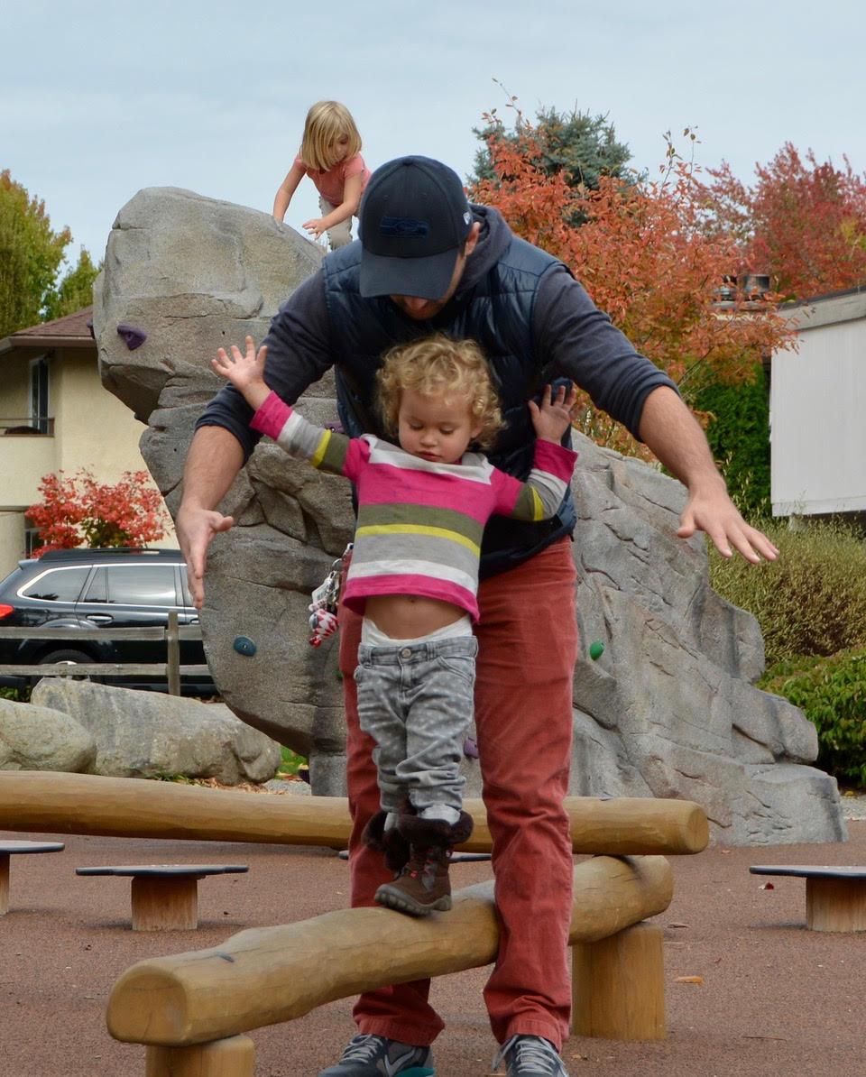 Robinia Parkour Playground