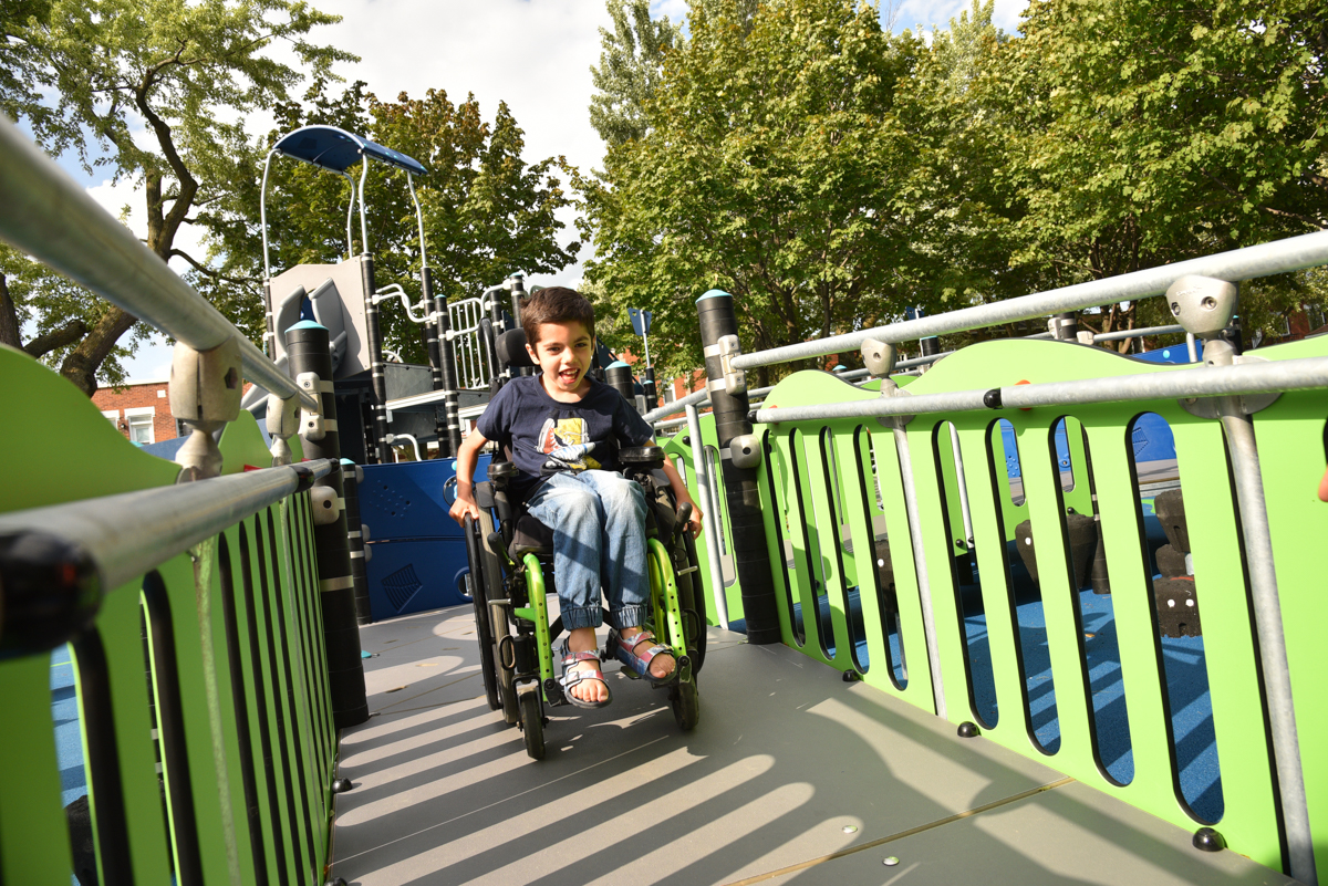 Special Needs Playground Equipment