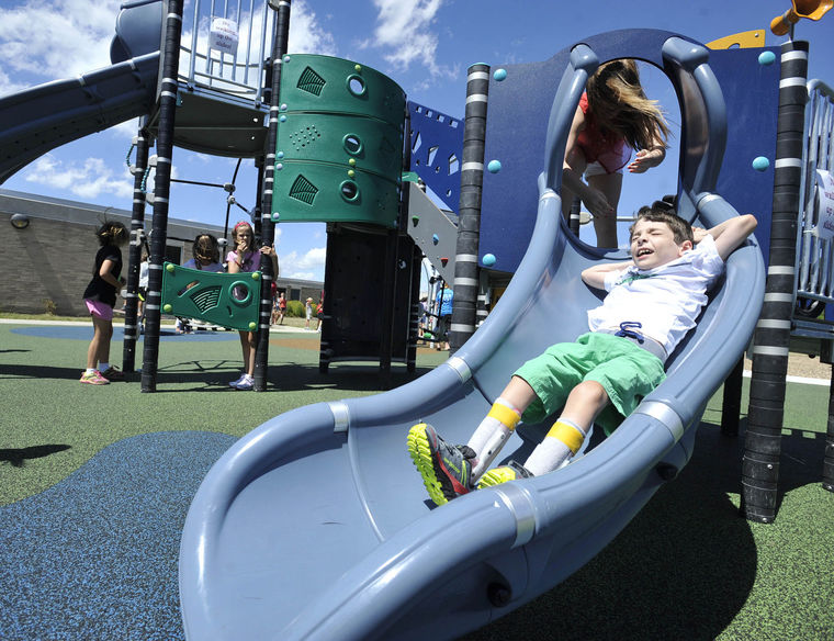 Special needs Playgrounds