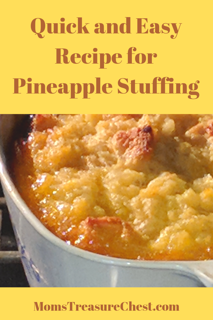 Pineapple Stuffing