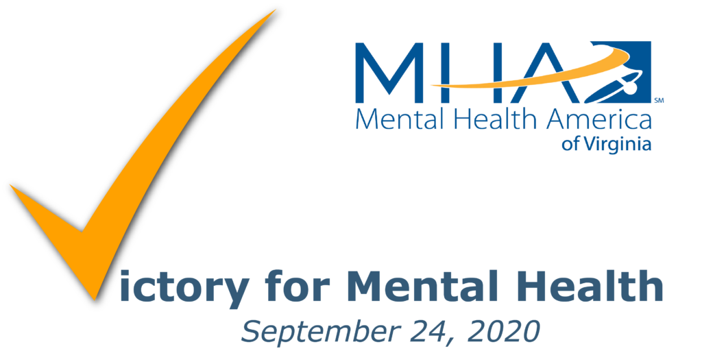 Victory for Mental Health 2020