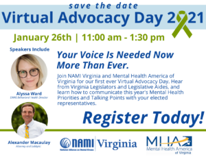 MH Advocacy Day 2021