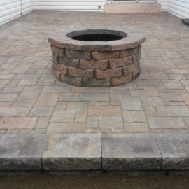Fire Pit One