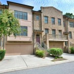 Doraville Townhomes In Chestnut Place