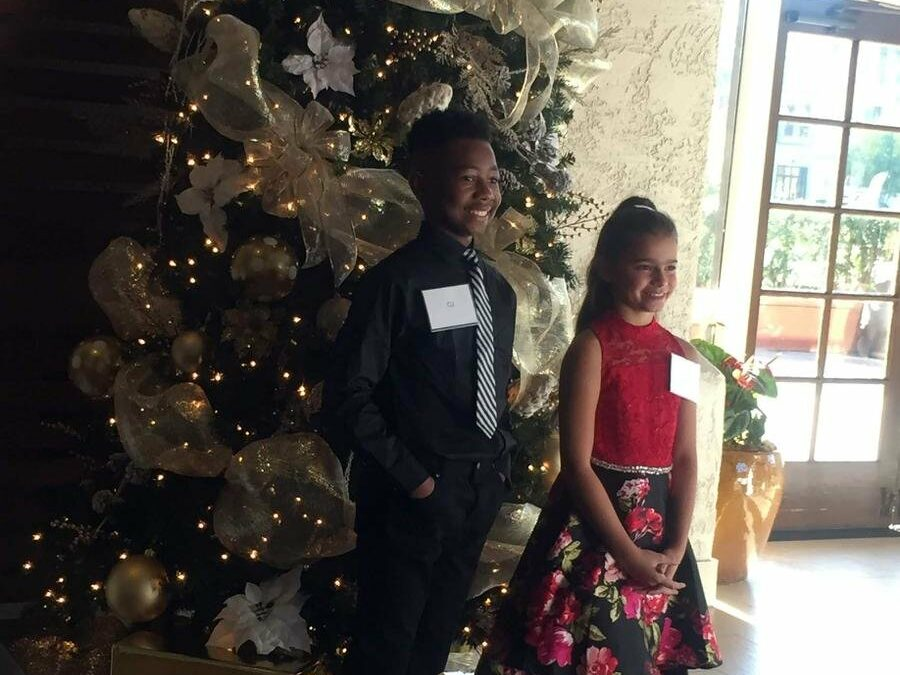 CASA presents gifts to foster children for holiday