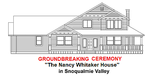 2019 Groundbreaking for new Snoqualmie AFH