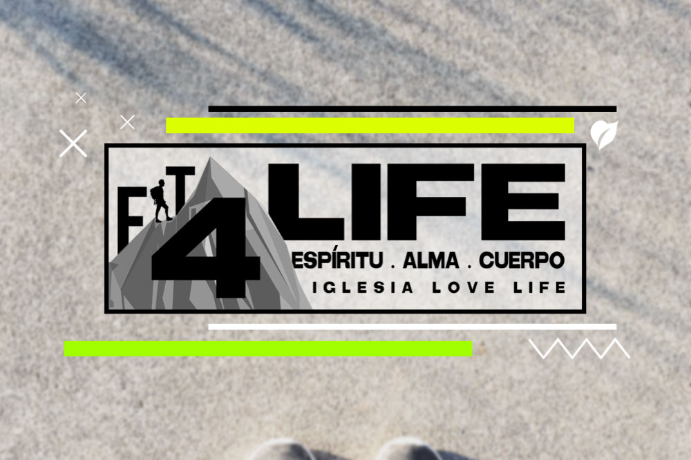 fit4LIFE iglesia love life