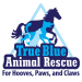 True Blue Animal Rescue Logo