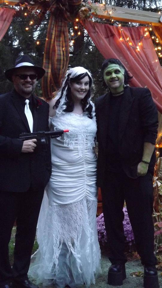 loftus halloween wedding