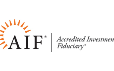 Brad Grist Earns Accredited Investment Fiduciary® (AIF®) Designation