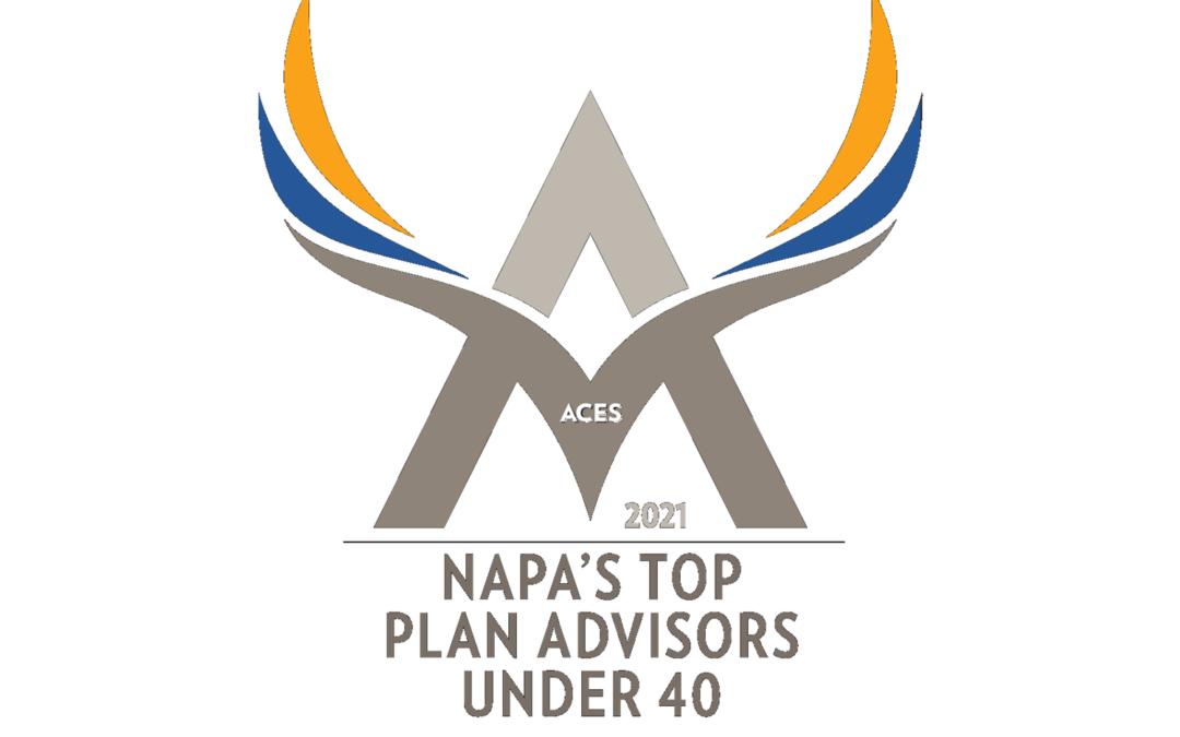 NAPA Top Retirement Plan Advisors Logo
