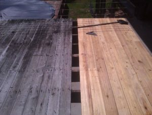 Deck Repair Cost Follansbee, WV
