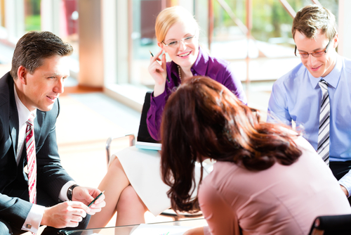 Collaboration and competition strategies for businesses