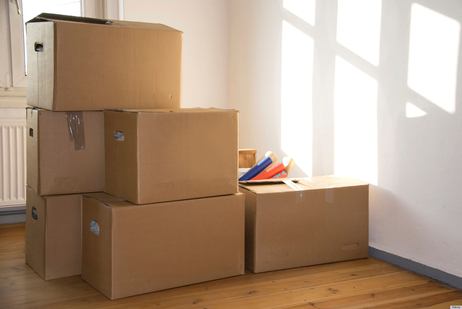 Moving Tips to Downsizing