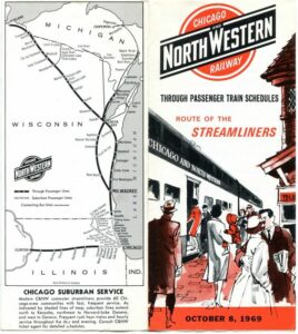 Relocation from Chicago to Wisconsin's Northwoods