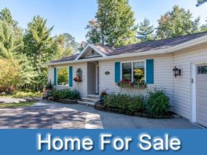 Home For Sale in Minoqua WI