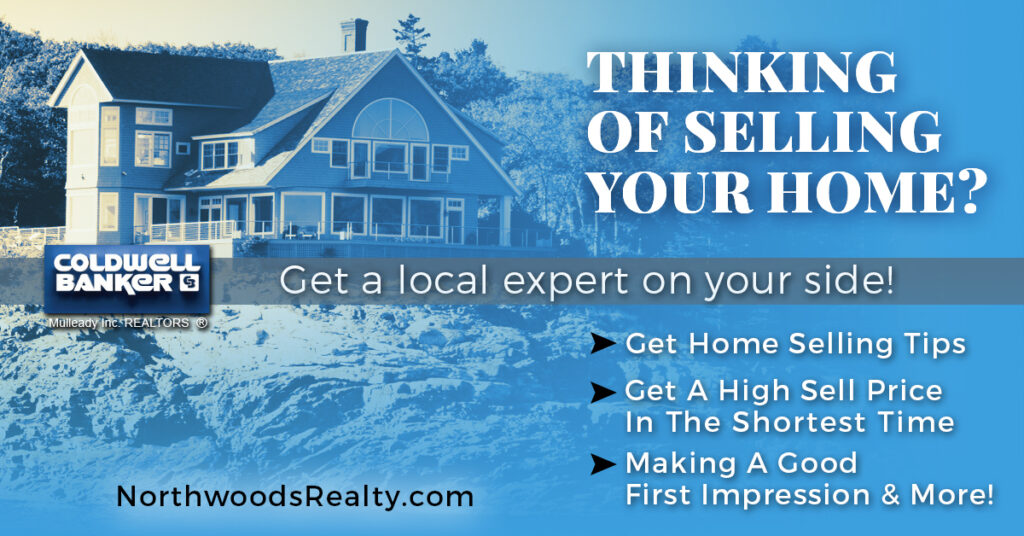 Home Selling Tips Minocqua WI