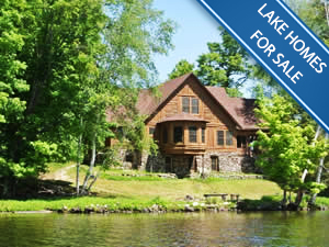 Lake Homes Minocqua WI