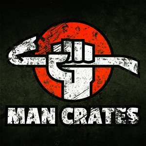 Man Crates -- logo