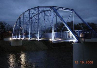 White River Pedestrian Bridge