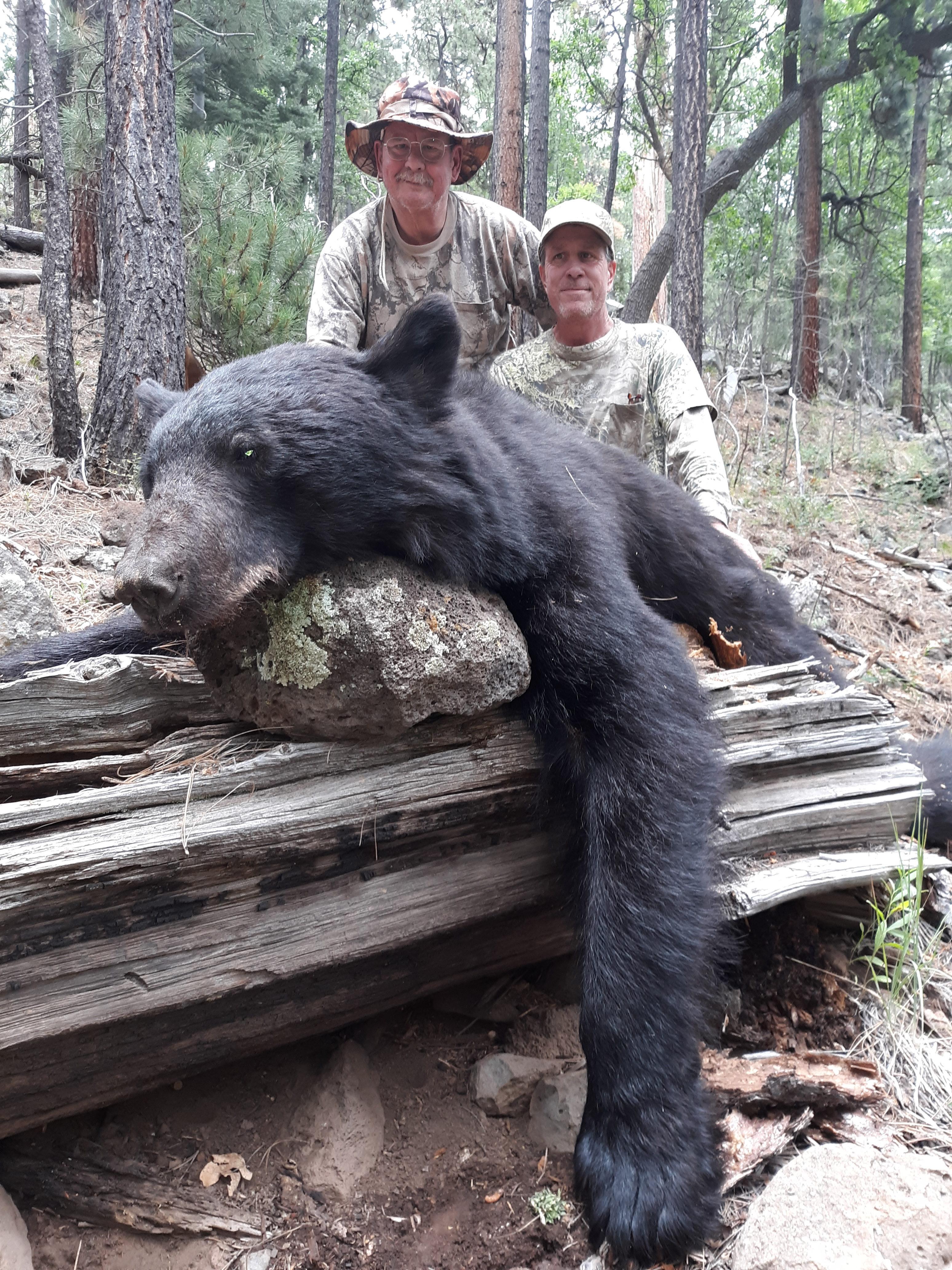 AZ Big Game Super Raffle 2018 Bear Winner