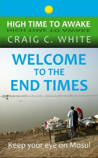 Welcome to the end times - book